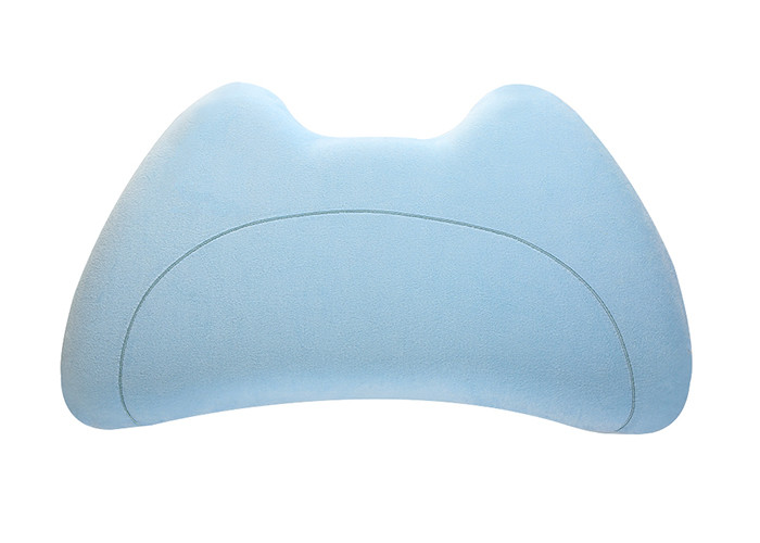 Adorable Cat Shaped Baby Memory Foam Pillow Anti - Slip Toddler Head Protection